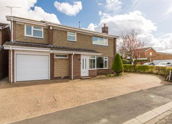 Thumbnail 5 bed detached house for sale in Hartburn Drive, Chapel Park, Newcastle Upon Tyne