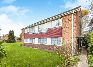 Thumbnail 2 bed flat for sale in Nelson Road, New Malden