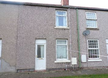 Thumbnail 3 bedroom terraced house for sale in Tweed Street, Chopwell, Newcastle Upon Tyne