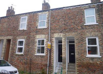 Thumbnail 2 bedroom terraced house for sale in Lower Ebor Street, Clementhorpe, York