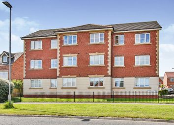 Thumbnail 2 bedroom flat for sale in Waterlily Court, Hartlepool
