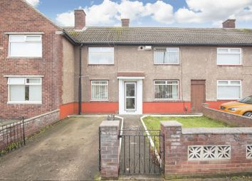 Thumbnail 3 bedroom terraced house for sale in Fabian Road, Teesville, Middlesbrough