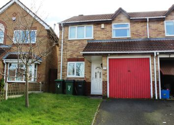 Thumbnail 3 bedroom semi-detached house for sale in Amphlett Croft, Tipton