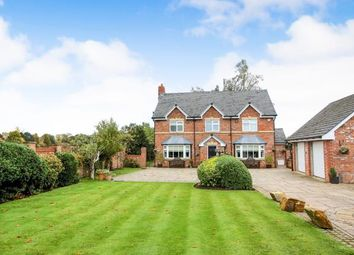 Thumbnail 5 bed detached house for sale in Altrincham Road, Wilmslow, Cheshire, .