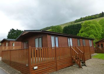 Thumbnail 2 bed mobile/park home for sale in 24 Kirkstone, Limefitt Caravan Park, Patterdale, Windermere, Cumbria