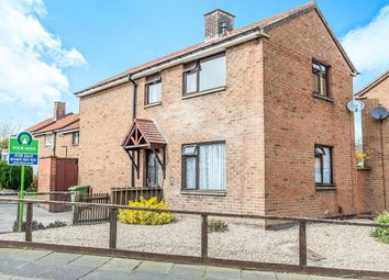 Thumbnail 3 bed detached house for sale in Windsor Gardens, Alnwick