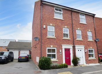 Thumbnail 4 bed town house for sale in Hollist Chase, Wick, Littlehampton