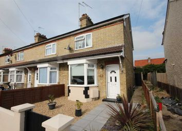 Thumbnail 3 bed end terrace house for sale in Carrs Road, Clacton-On-Sea