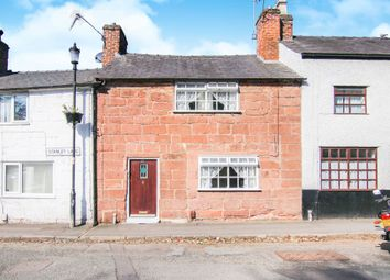 Thumbnail 2 bed cottage for sale in Stanley Lane, Eastham, Wirral