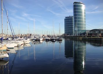 Thumbnail 1 bed flat for sale in The Quays, Chatham Maritime, Kent.