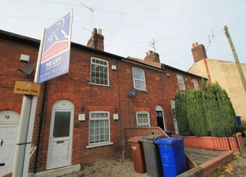 Thumbnail 2 bedroom town house to rent in Cullum Road, Bury St. Edmunds