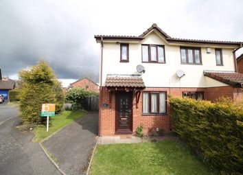 Thumbnail 1 bedroom semi-detached house for sale in Marsh Meadow Close, Telford