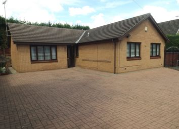Thumbnail 3 bed detached bungalow for sale in First Avenue, Nottingham