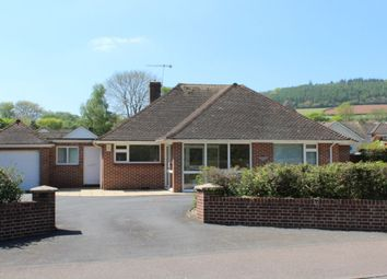 Thumbnail 2 bed bungalow for sale in Woolbrook Road, Sidmouth