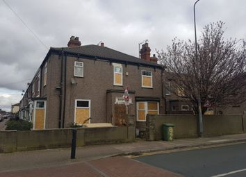 Thumbnail 4 bed end terrace house for sale in 97 & 97A, Eleanor Street, Grimsby, South Humberside