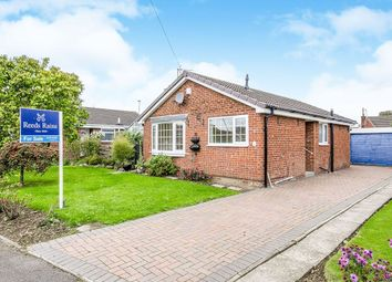 Thumbnail 2 bed bungalow for sale in Chestnut Croft, Hemingbrough, Selby