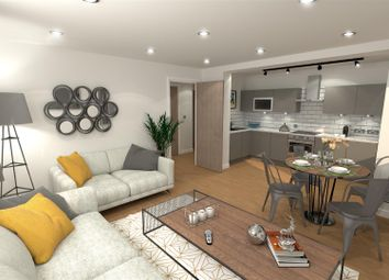 Thumbnail 2 bed flat for sale in Harold Place, Hyde Park, Leeds