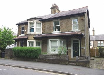 Thumbnail 3 bed semi-detached house for sale in Queens Road, Halifax