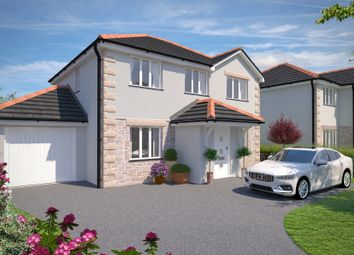 Thumbnail 4 bed detached house for sale in Main Road, Ashton, Helston