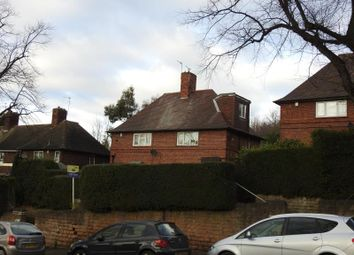 Thumbnail 3 bed semi-detached house for sale in Greenwood Road, Bakersfield, Nottingham, Nottinghamshire