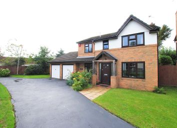 Thumbnail 4 bed detached house for sale in Vicarage Gardens, Marshfield, Cardiff