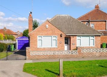 Thumbnail 2 bed detached bungalow for sale in Howe Hill Close, Holgate, York