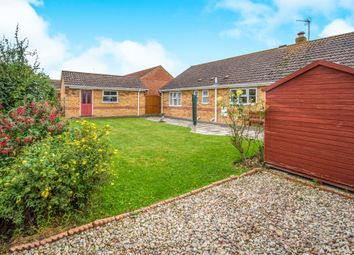 Thumbnail 3 bedroom detached bungalow for sale in Kingfisher Way, Watton, Thetford