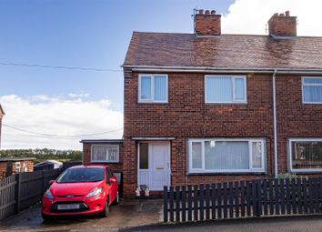 Thumbnail 3 bed semi-detached house for sale in The Crescent, Hornsea