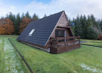 Thumbnail 2 bed lodge for sale in Glenlivet Lodges, Glenlivet, Ballindalloch