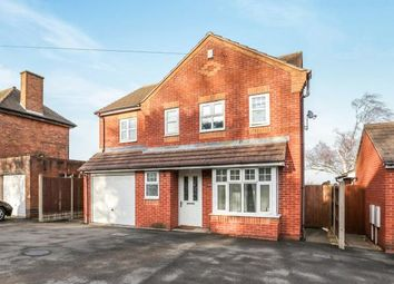 Thumbnail 4 bed detached house for sale in Watling Street, Atherstone, Warwickshire