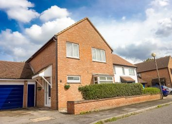 Thumbnail 4 bedroom detached house for sale in The Spinney, Milton Keynes