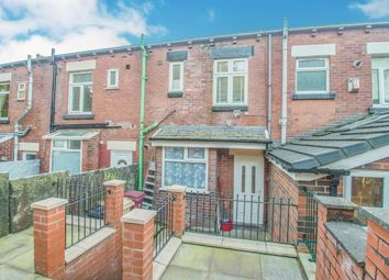 Thumbnail 2 bed terraced house for sale in Cemetery Road, Tonge Bridge, Bolton, Greater Manchester
