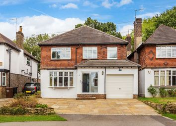 Thumbnail 4 bed detached house for sale in Gordons Way, Oxted