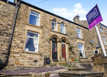 Thumbnail 3 bed terraced house for sale in Mellor Road, High Peak