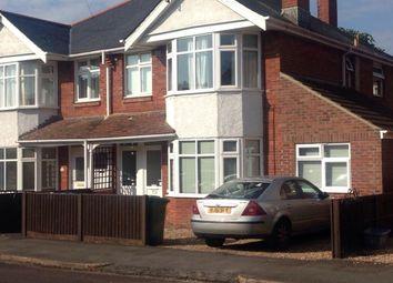 Thumbnail 2 bedroom flat to rent in Dawlish Avenue, Shirley, Southampton