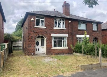 Thumbnail 3 bed semi-detached house for sale in Primrose Avenue, Farnworth, Bolton, Greater Manchester