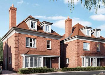 Thumbnail 5 bed detached house for sale in Trent Park, Enfield, London