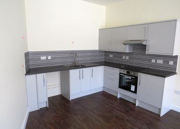 Thumbnail 1 bed flat to rent in Church Street, Burbage, Hinckley