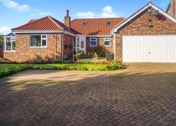 Thumbnail 6 bed bungalow for sale in Beckside Manor, Roos