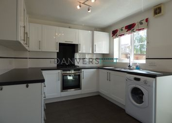 Thumbnail 2 bed semi-detached house to rent in Royce Close, Leicester