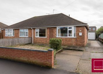 Thumbnail 2 bedroom semi-detached house for sale in Linacre Avenue, Sprowston, Norwich