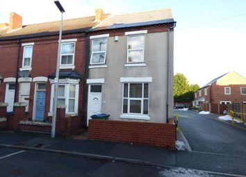 Thumbnail 4 bedroom end terrace house for sale in Compton Road, Cradley Heath, Sandwell, West Midalnds