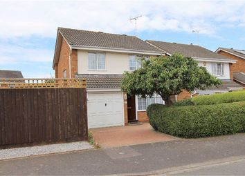 Thumbnail 3 bed detached house for sale in Saturn Close, Leighton Buzzard