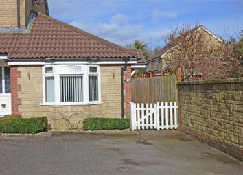 Thumbnail 1 bed terraced bungalow to rent in Saunters Close, Wincanton