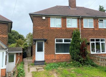 Thumbnail 2 bed semi-detached house to rent in The Riddings, Stechford, Birmingham