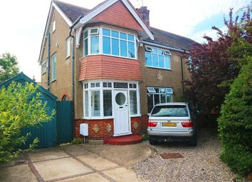 Thumbnail 4 bed semi-detached house for sale in Sandringham Avenue, Great Yarmouth, Norfolk