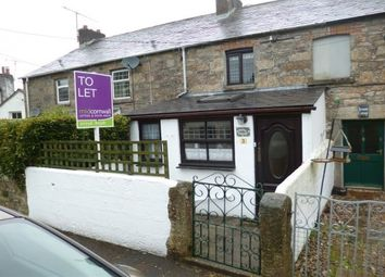 Thumbnail 2 bed cottage to rent in Church Road, Lanivet, Bodmin