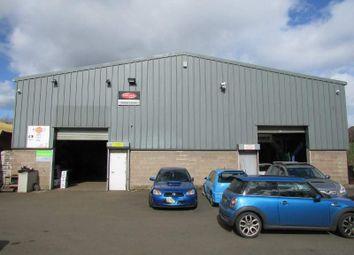 Thumbnail Parking/garage for sale in Unit 12/ 13 Bonnybridge Ind Est, Bonnybridge