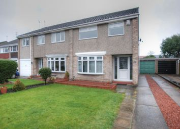 Thumbnail 3 bed semi-detached house for sale in Osprey Drive, Blyth
