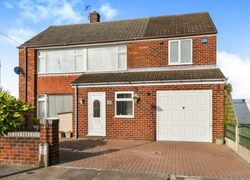 Thumbnail 4 bedroom detached house for sale in Chancery Close, Sutton-In-Ashfield, Nottinghamshire, Notts